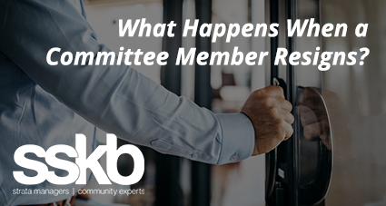 What Happens When a Committee Member Resigns