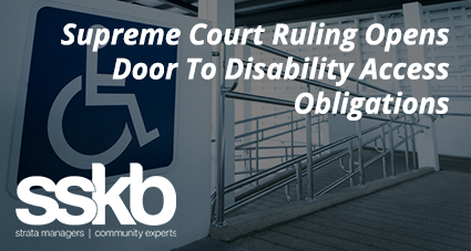 Supreme Court Ruling Opens Door To Disability Access Obligations