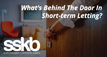What's Behind The Door In Short-term Letting