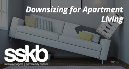 Downsizing for Apartment Living