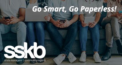 Go Smart, Go Paperless