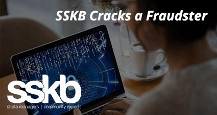 SSKB Cracks a Fraudster