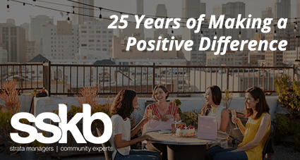 25 Years of Making a Positive Difference_