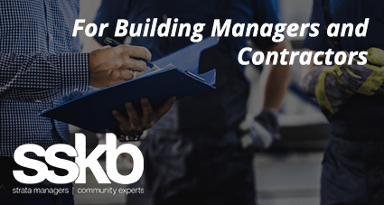 For Building Managers and Contractors